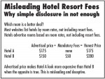 avoid paying resort fees