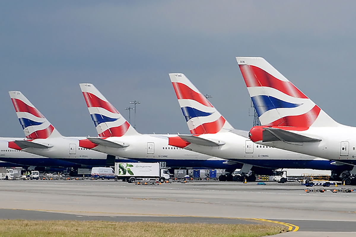 mission statement british airways We are delighted that british airways, one of the world's leading airlines, has  again chosen the boeing 777 for its long-haul fleet, said ihssane.