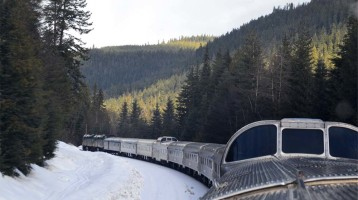 8 tips for planning a train journey across Canada