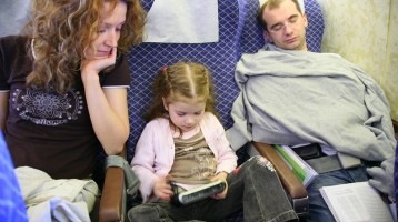 5 low-cost ways families can sit together on flights