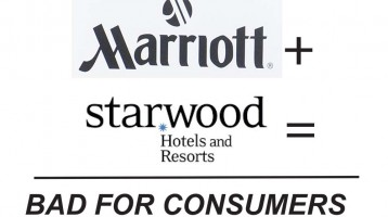 Marriott-Starwood merger — the first big anti-consumer cancellation policies?
