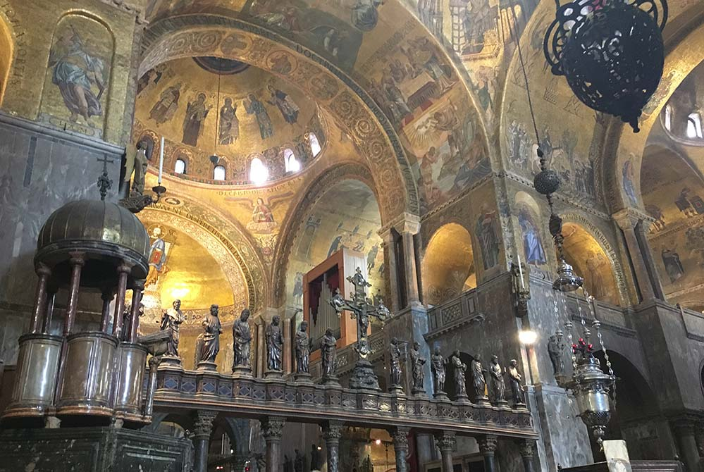 How to discover hidden Venice churches and their stories