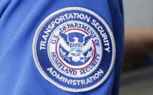 TSA complaints