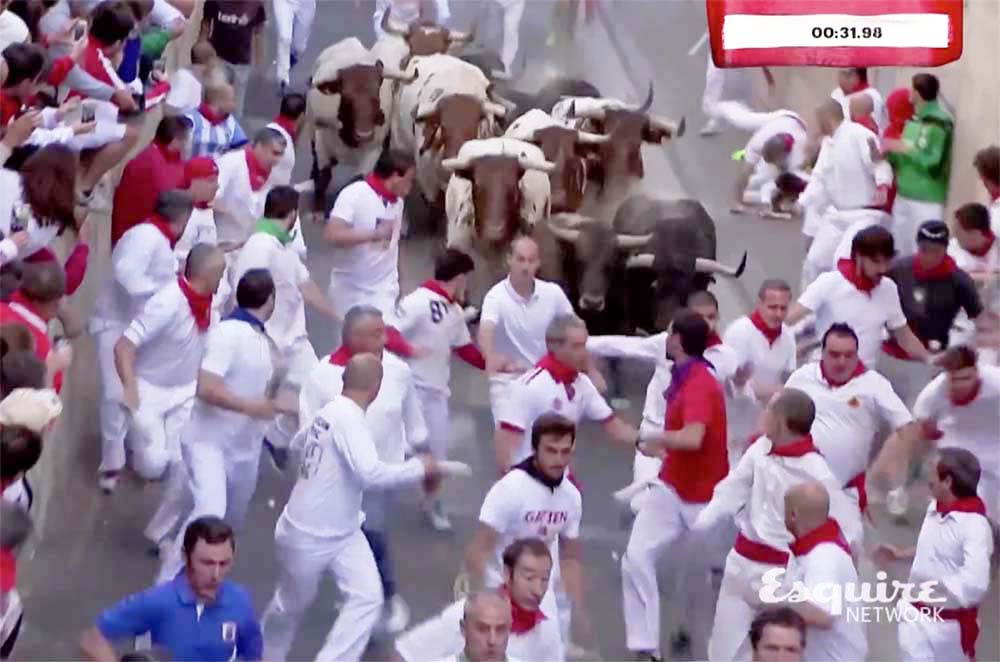 Bullish on Pamplona