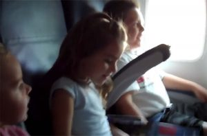 Airlines make kids vulnerable