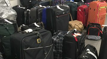 Where are fee-refund rules for delayed bags passed last year?