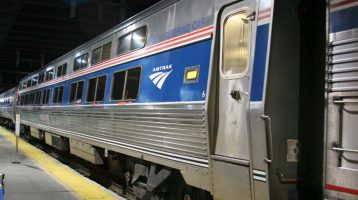 Are loud, repetitive Amtrak announcements driving you crazy?