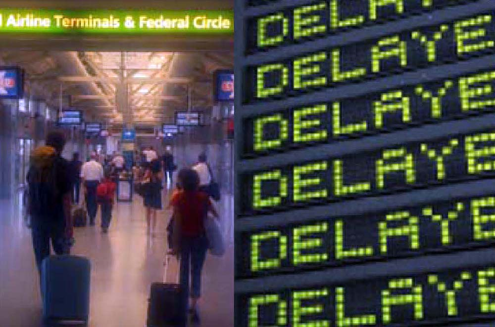 4 airline delays where take-off may change