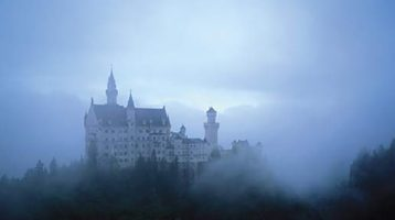 German fairytale castles inspire faraway dreams