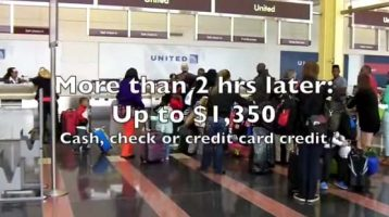 Bumped from a flight? Get cash, not airline funny money