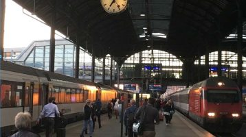 European train travel — a planning primer