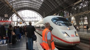 6 European train services, from TGV to regional lines