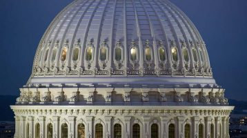 Restoration of the Capitol Dome — finished for the next 150 years