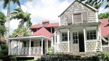 The island of Nevis: Come to relax — Stay to re-energize