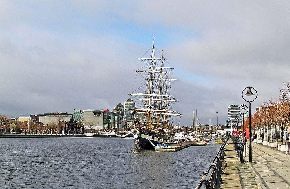 8 random sights in Dublin