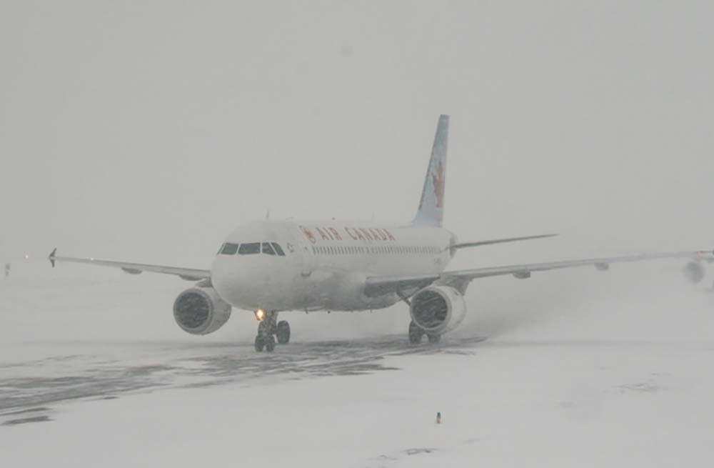 When is an airline weather waiver not a waiver?