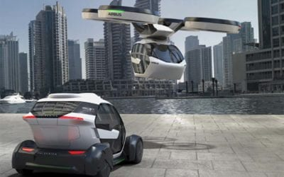 FAA needs a flying-cars vision