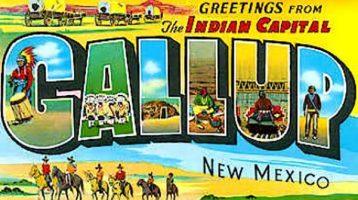 Gallup, New Mexico — Cowboys & Indians, trains, hot-air balloons & neon