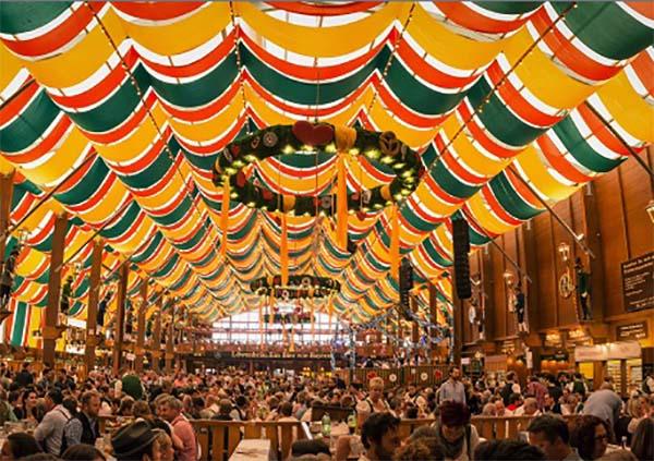 Oktoberfest Germany 2017: Drive to Discover Oktoberfest locations