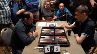 Backgammon diplomacy in Republic of Georgia