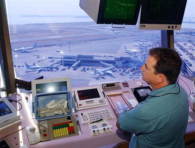 Take air traffic control away from the government