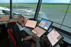 air traffic control funding