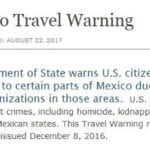 State Department travel warnings: Reading between the lines