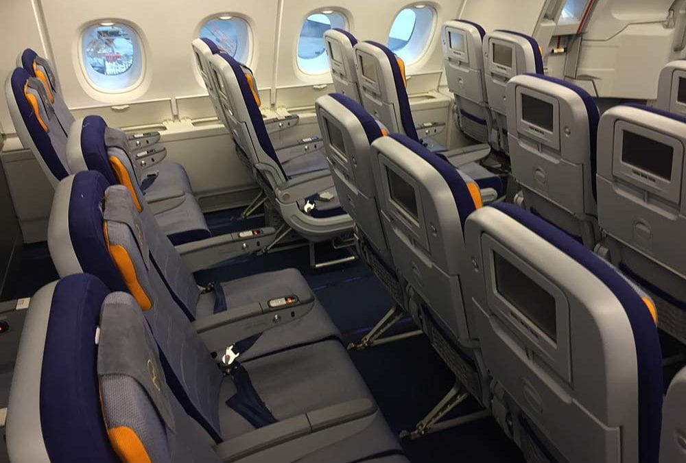 How to choose an airline seat