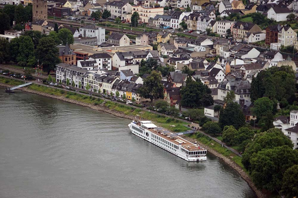 What makes Rhine River Cruising a special family vacation