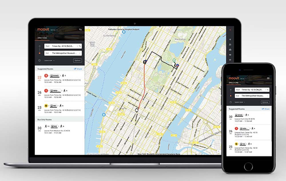 No car required — navigating cities easily and inexpensively