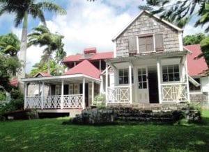 Nevis Plantations