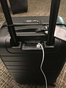 smart luggage ban