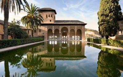 Islamic Alhambra