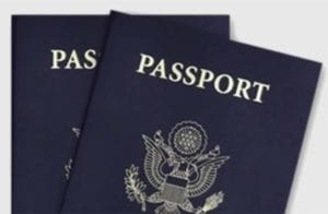 Passport mistakes