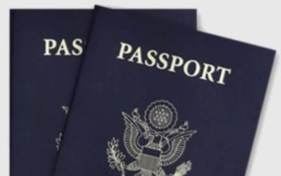 NEW US PassportS