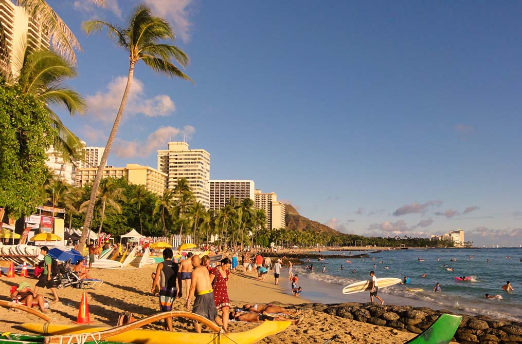 First class to Hawaii may not be worth it
