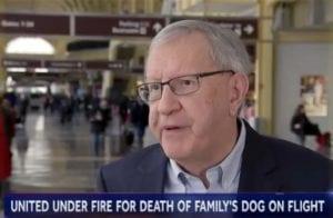 United kills puppy