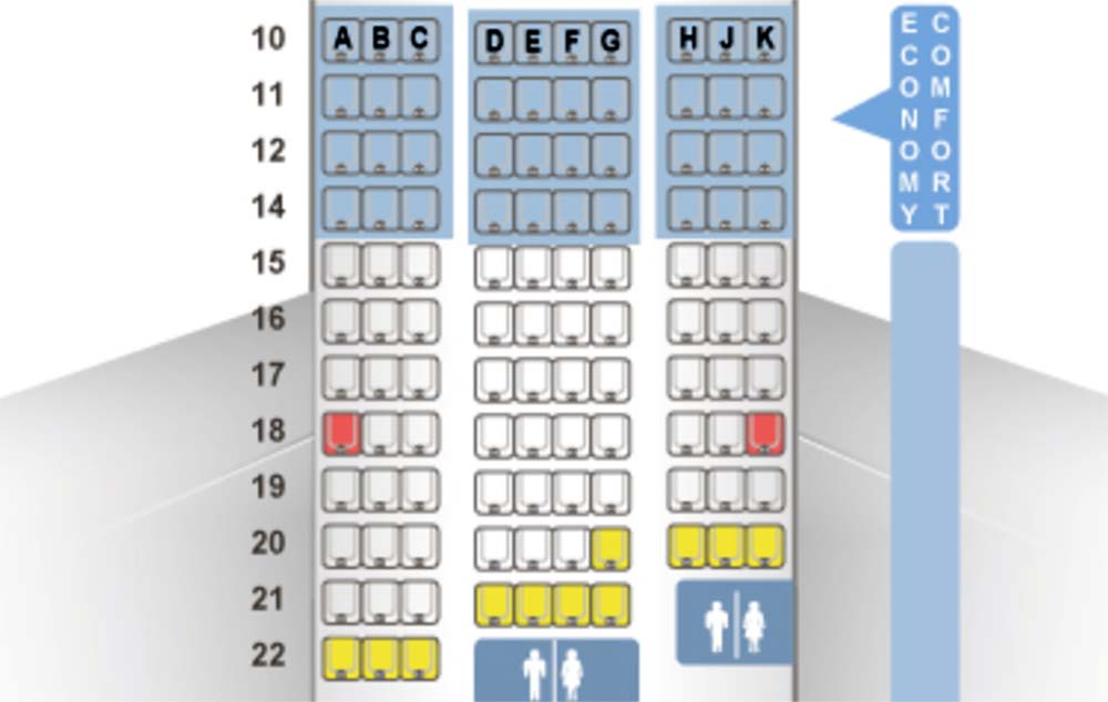6 times plane passengers want paid seat assignments