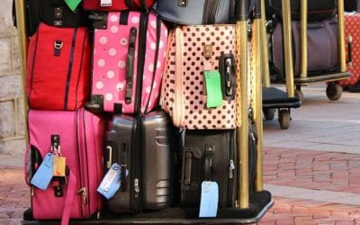 Don't lose it over lost luggage