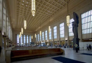 Amtrak's 30th Street Station, Philadelphia, Copyright © 2018 NSL Photography. All Rights Reserved.