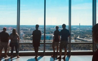 Sunday musings: Observation deck overlooks DC, Music of travel, Passenger rights hit turbulence