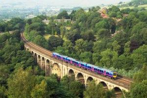 British rail system