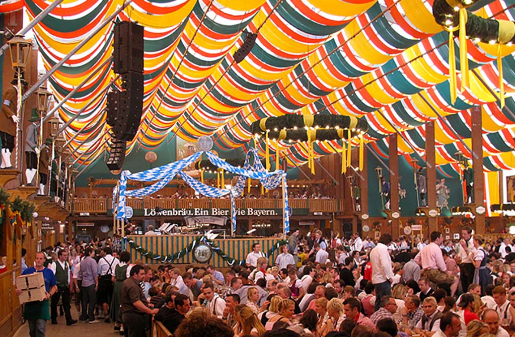 Oktoberfest canceled, Smithsonian reopens, Repair restrictions, Poll results