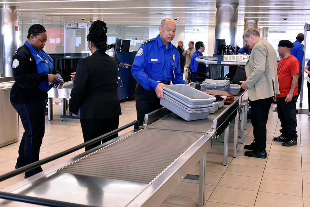 COVID-19 has forced big TSA changes at checkpoints