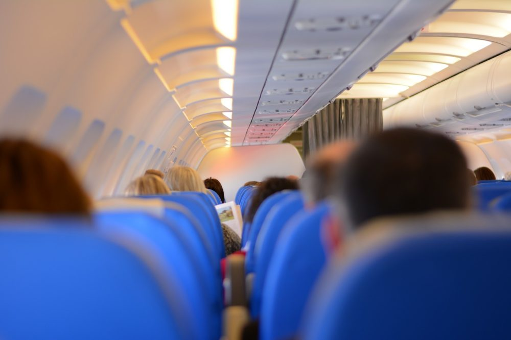 Scores of passengers suffer illness on airlines