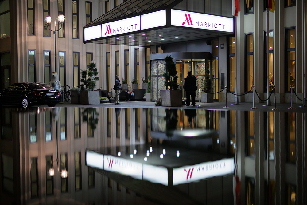 Make sure you are not affected by the massive Marriott data breach