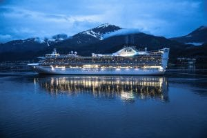 Golden Princess, Copyright © 2014 Robert Pernett