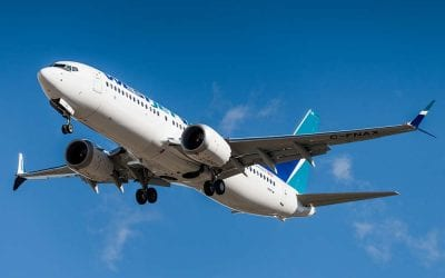 Boeing 737 MAX planes grounded