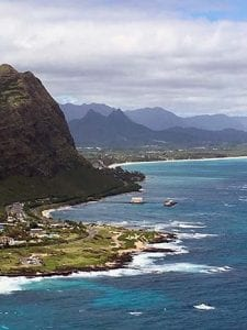 History and tourism in Oahu