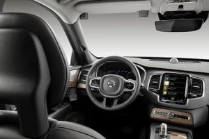 Volvo spying on drivers